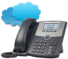 Cloud-based telephone for businesses