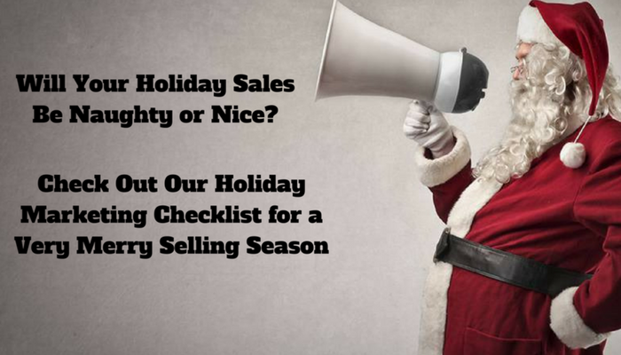 Holiday Marketing Checklist Guide For More Sales