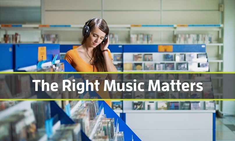 In-Store Music & Messages Improve The Customer Experience
