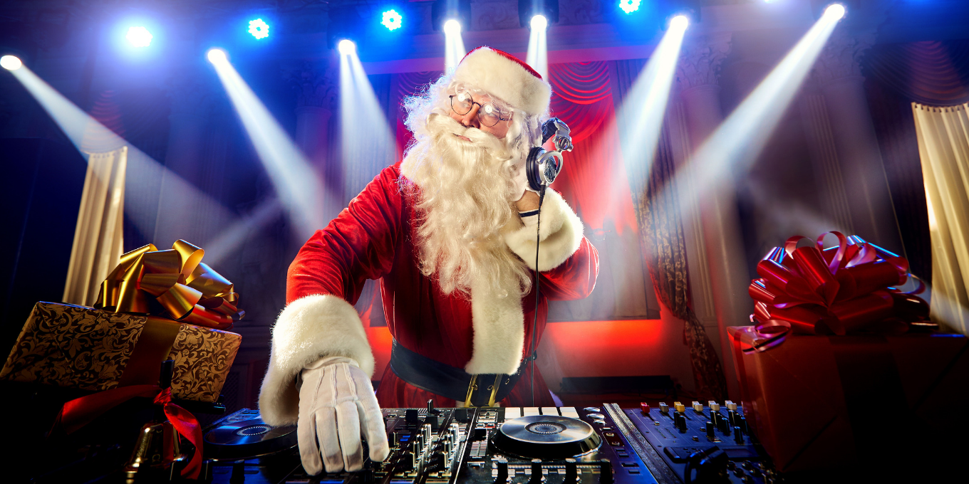 Don't Be a Scrooge Add Holiday Music To Your In-Store Mix